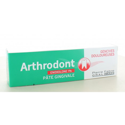 Image ARTHRODONT  PATE DENTAIRE 75ML