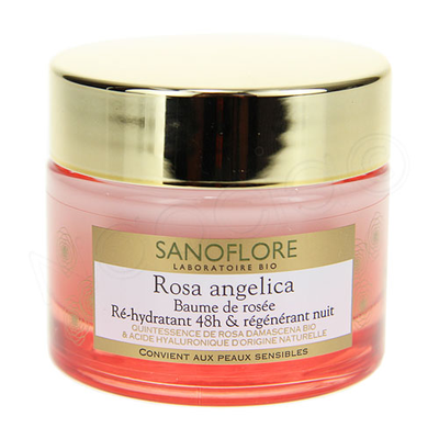 Image SANOFLORE ROSA ANGELICA BAUME ROSEE 50ml